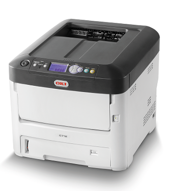 Imprimanta Laser Color Oki C712dn