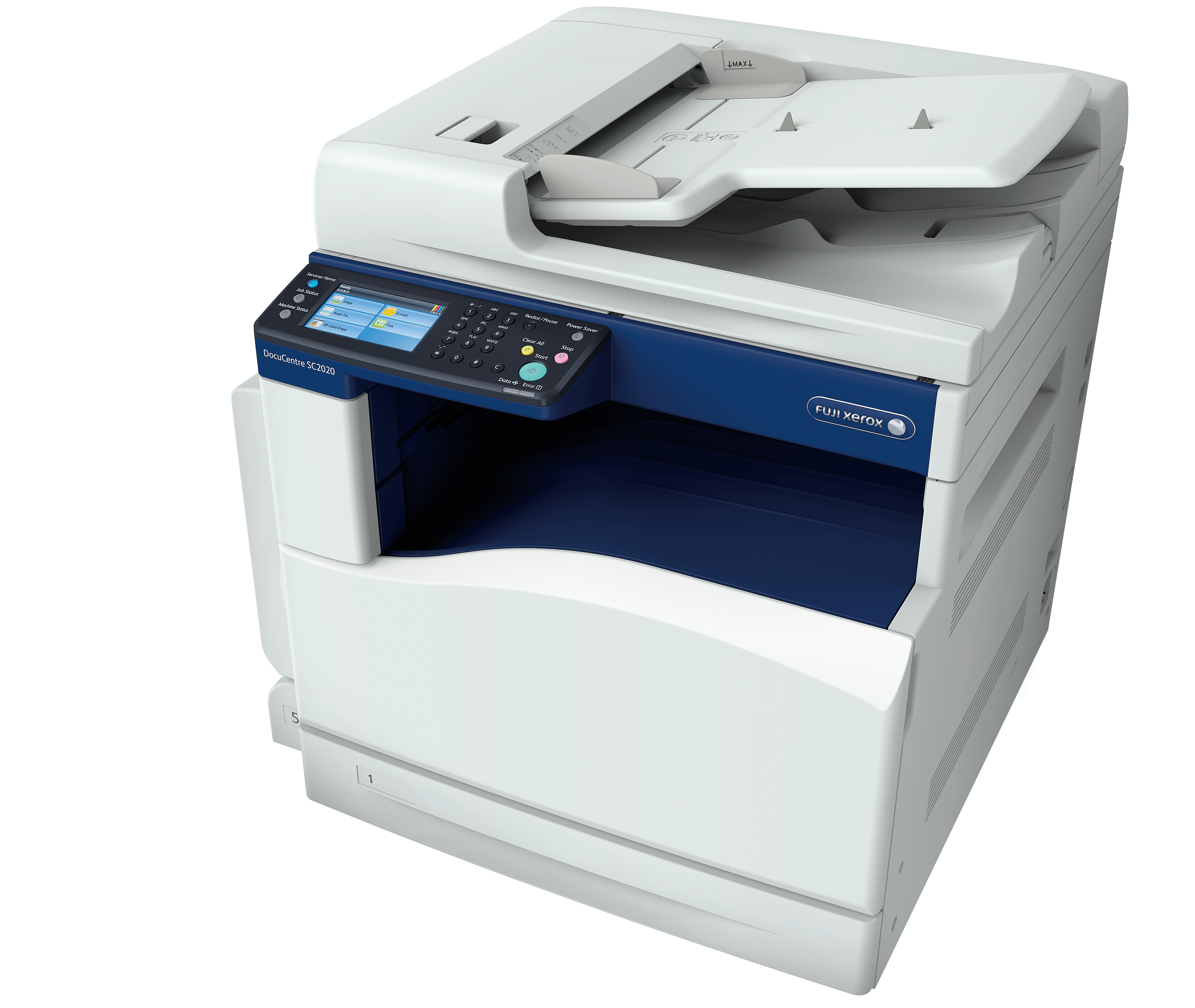 Multifunctional Laser Color Xerox DocuCentre SC2020
