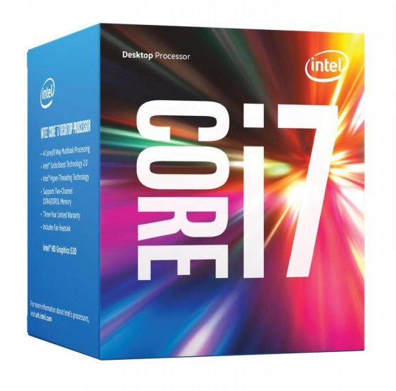 Procesor Intel Core i7-7700 3.6GHz 8MB box
