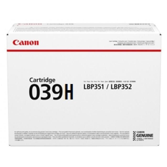 Cartus Toner Canon 039H Black 25000 pagini
