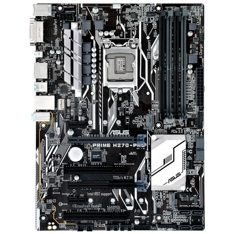 Placa de baza ASUS Prime H270 Pro socket 1151