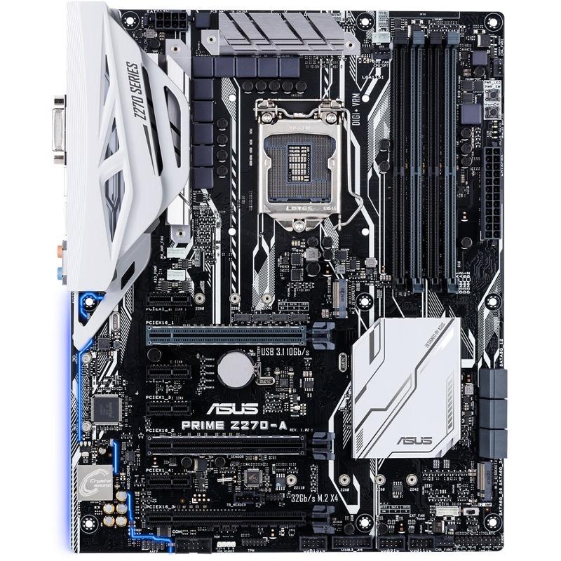 Placa de baza ASUS Prime Z270-A socket 1151