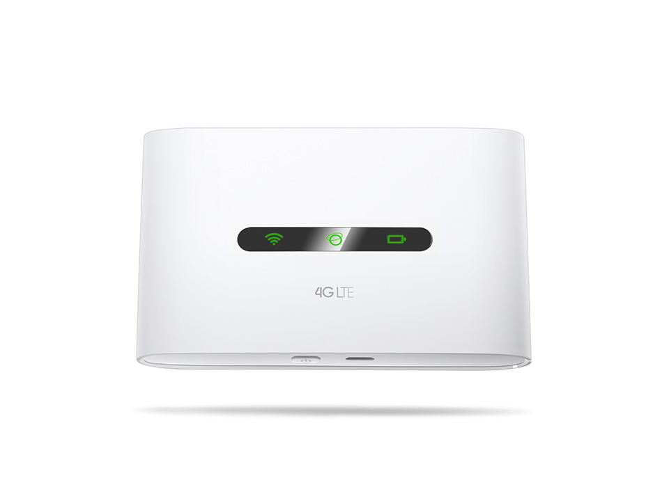 Router Tp-Link M7300 WAN: 1x3G/4G WiFi: 802.11n-150Mbps