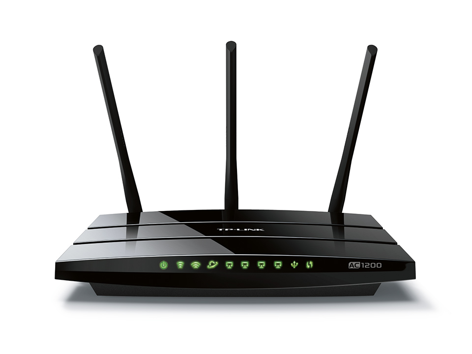 Router Tp-Link AC1200 Wireless Dual Band Gigabit