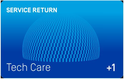 Extensie garantie Tech-Care + 12 luni