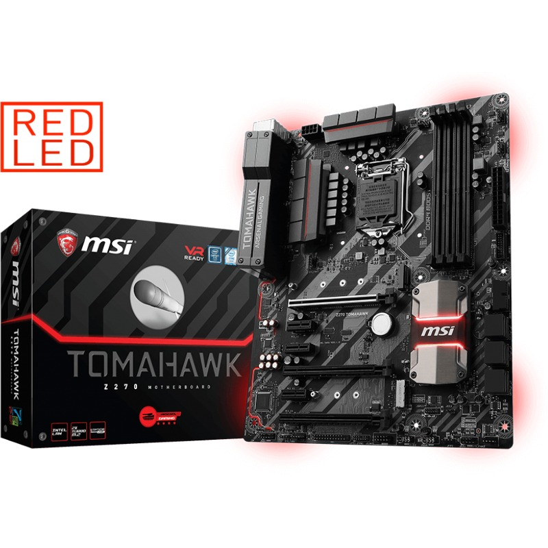 Placa de baza MSI Z270 Tomahawk socket 1151