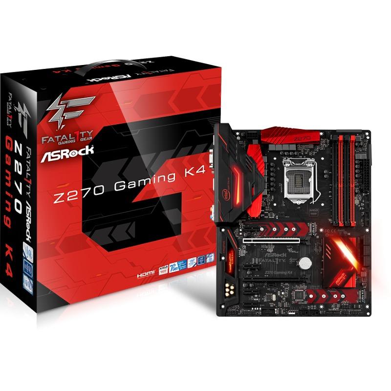 Placa de baza ASRock Z270 Gaming K4 socket 1151