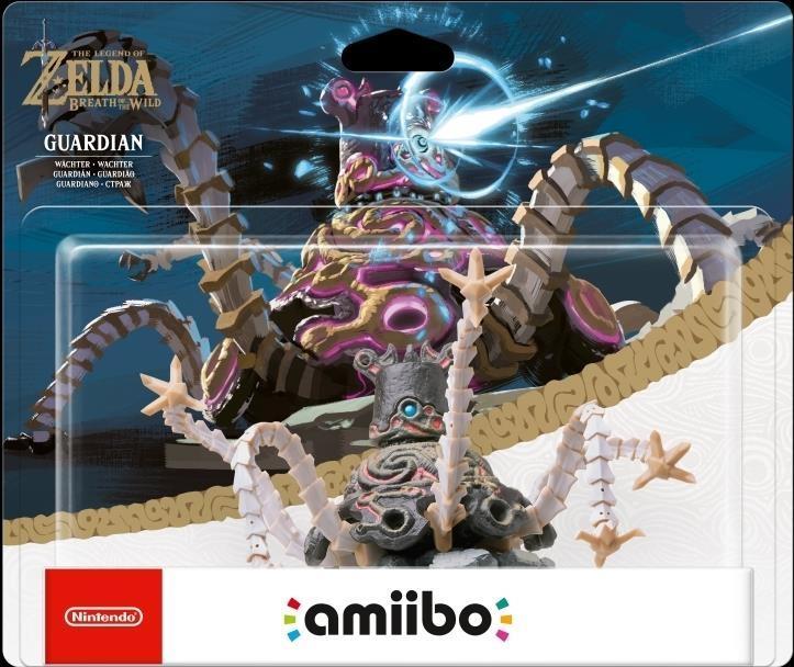Figurina Nintendo Amiibo Guardian