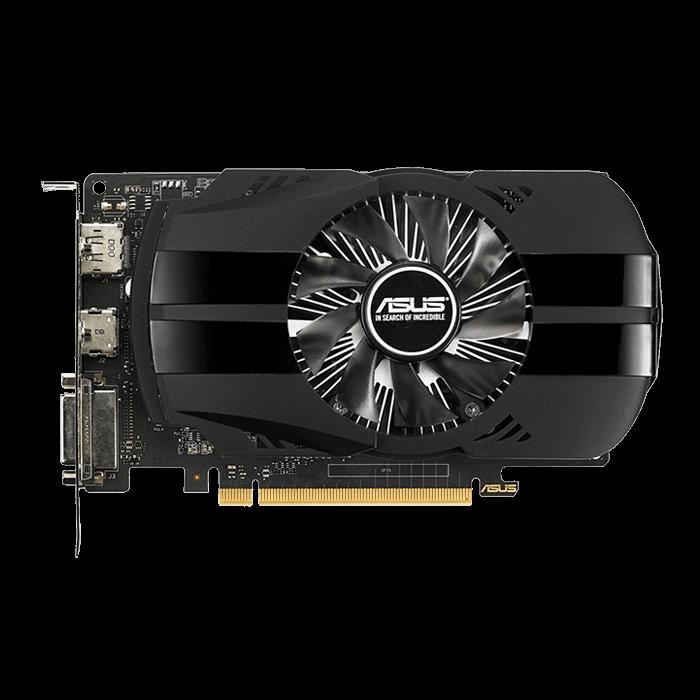 Placa Video ASUS Phoenix GeForce GTX 1050 2GB GDDR5 128 biti