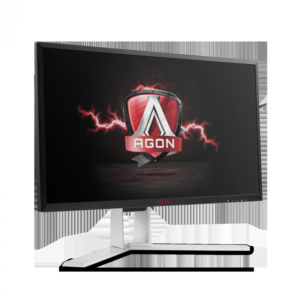 Monitor LED AOC Gaming AG241QX 23.8 QHD 1ms Negru