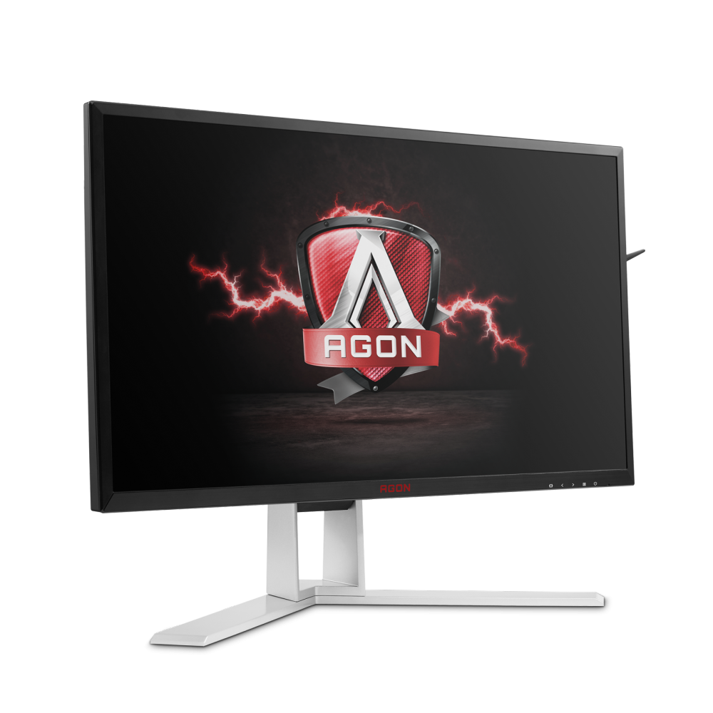 Monitor LED AOC Gaming AG241QG 23.8 QHD 1ms Negru