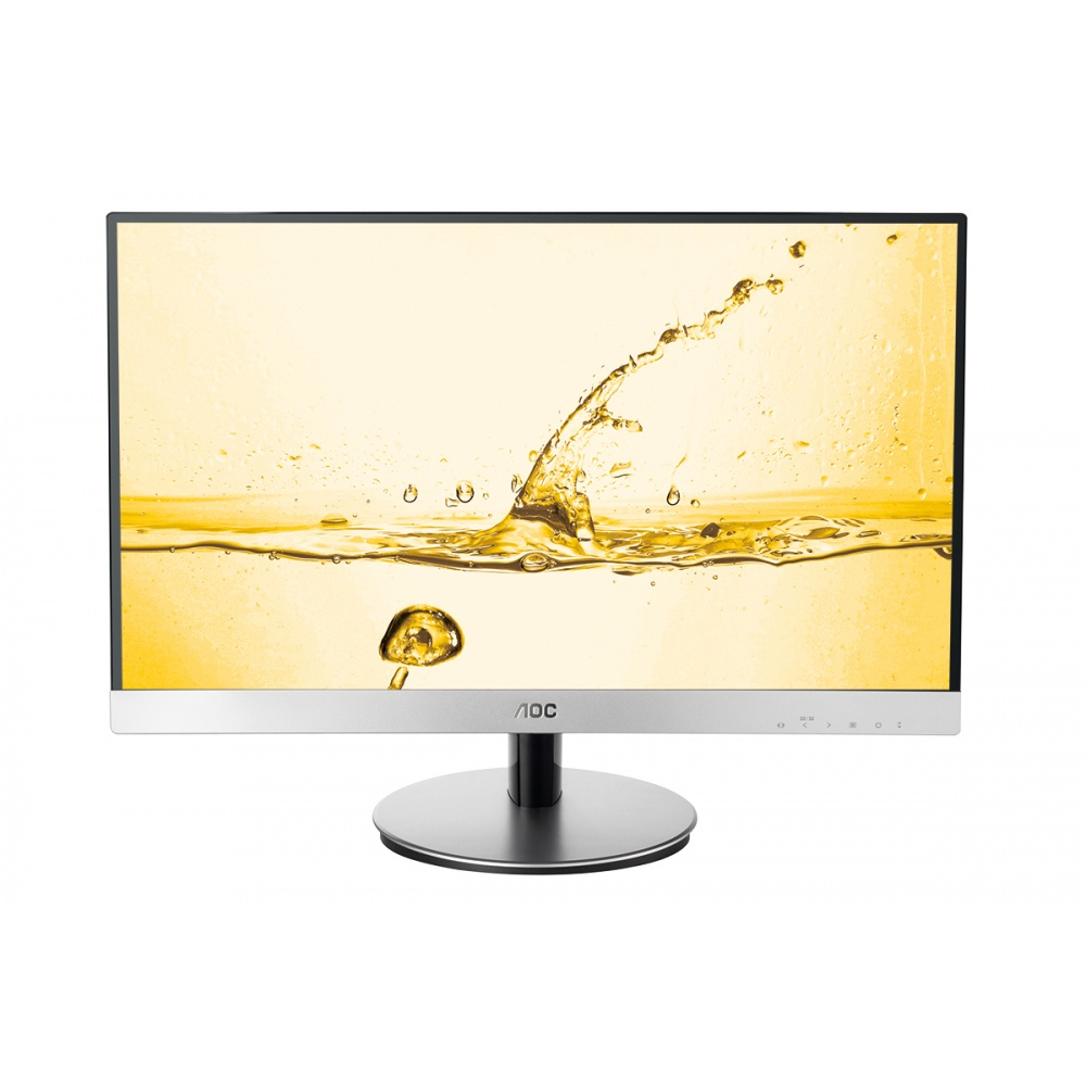 Monitor LED AOC I2369VM 23 Full HD 5ms Argintiu