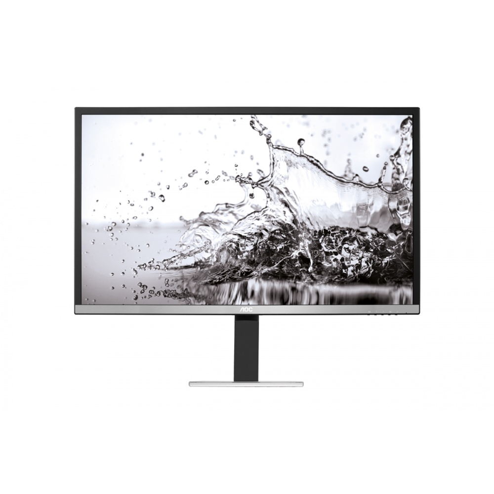 Monitor LED AOC U3277PWQU 32 Ultra HD 4ms Negru