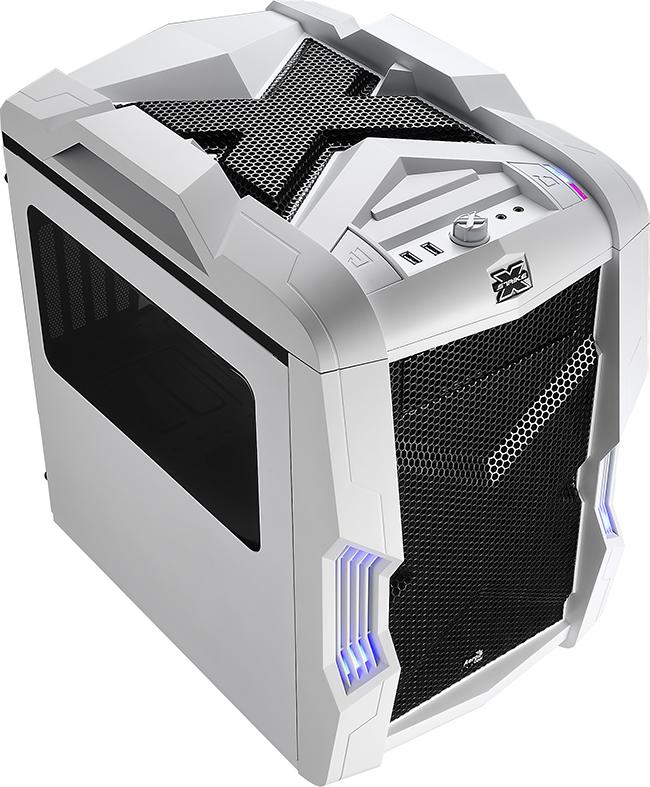 Carcasa PC Aerocool STRIKE-X CUBE White
