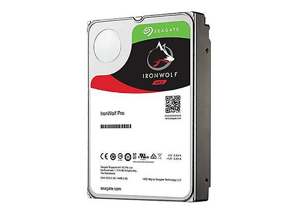 Hard Disk Desktop Seagate IronWolf Pro 2TB 7200RPM 256MB SATA III