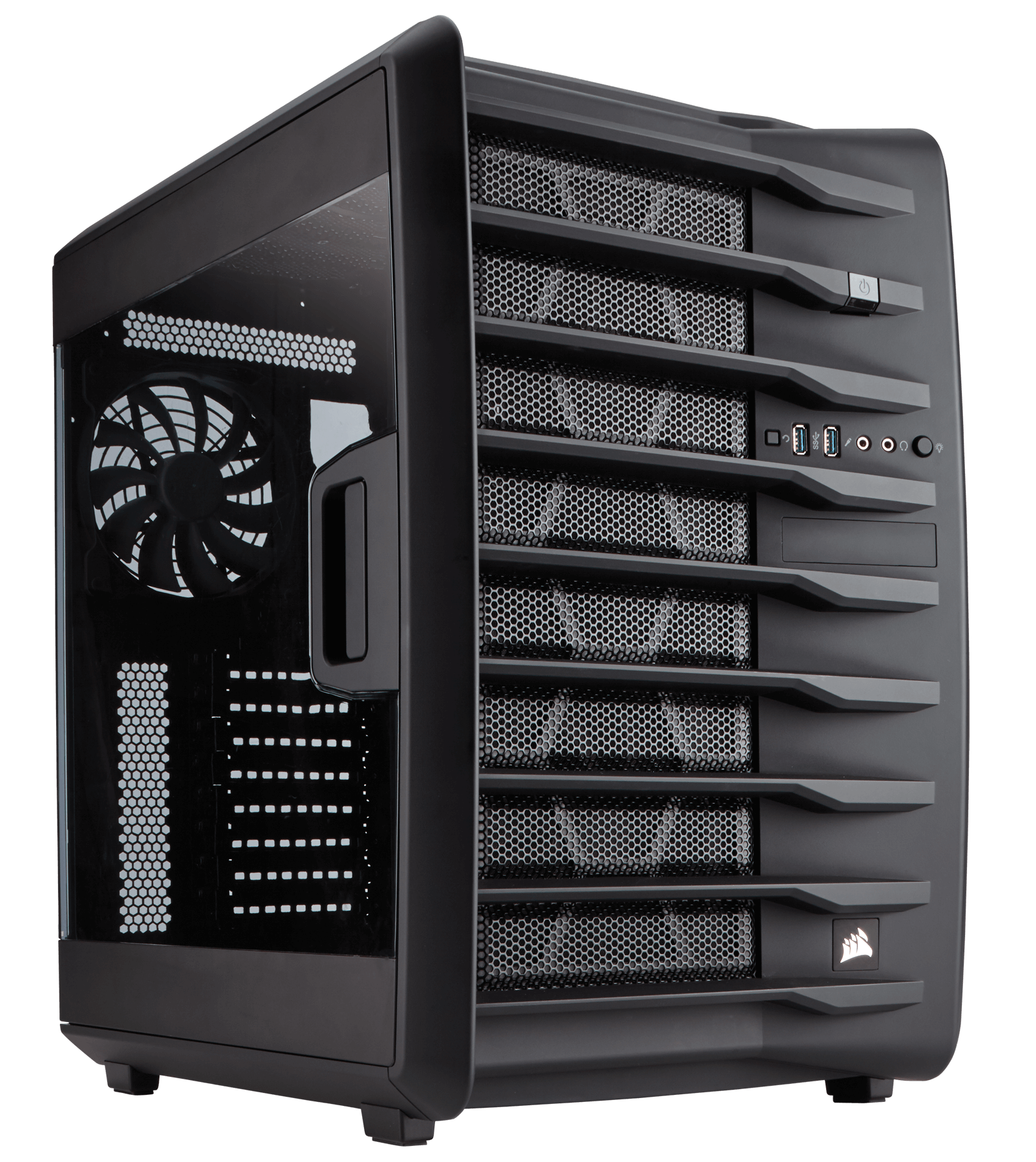 Carcasa PC Corsair Carbide Series Air 740 High Airflow Cube