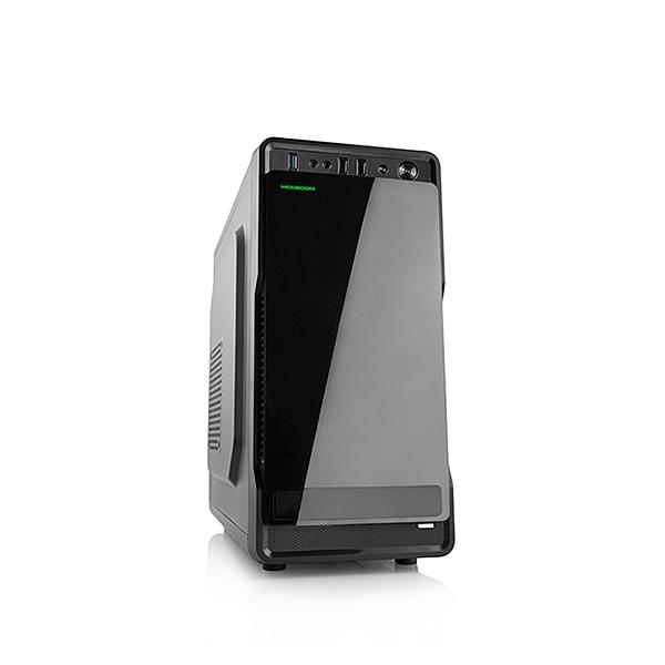 Carcasa PC Modecom Cool Air Mini 500W Black
