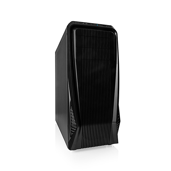 Carcasa PC Modecom C3 DARK Black