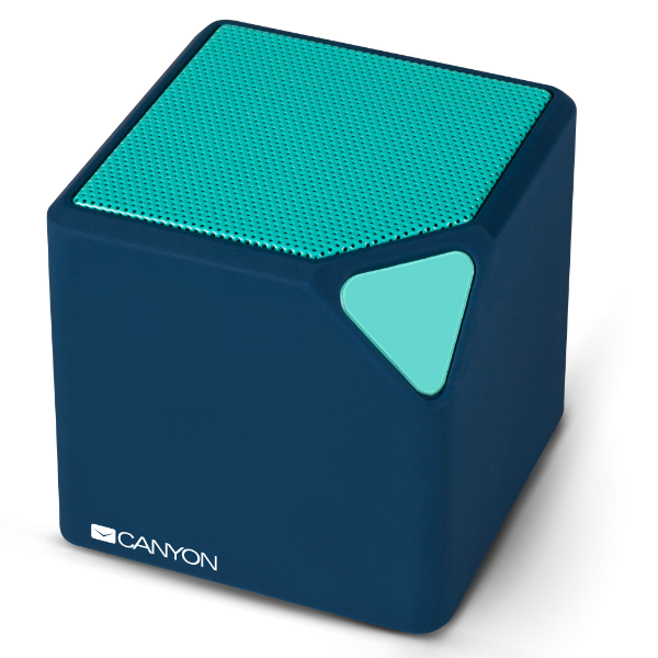Boxa Portabila Canyon CNS-CBTSP2 WiFi Bluetooth Blue