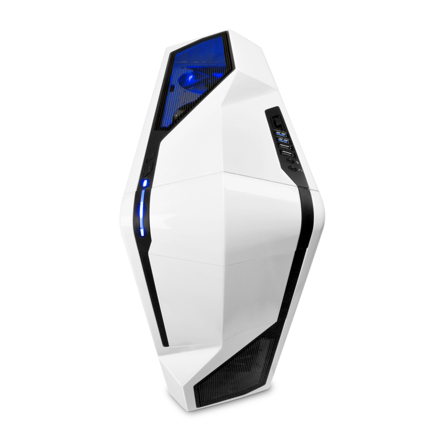 Carcasa PC NZXT Phantom 410 White