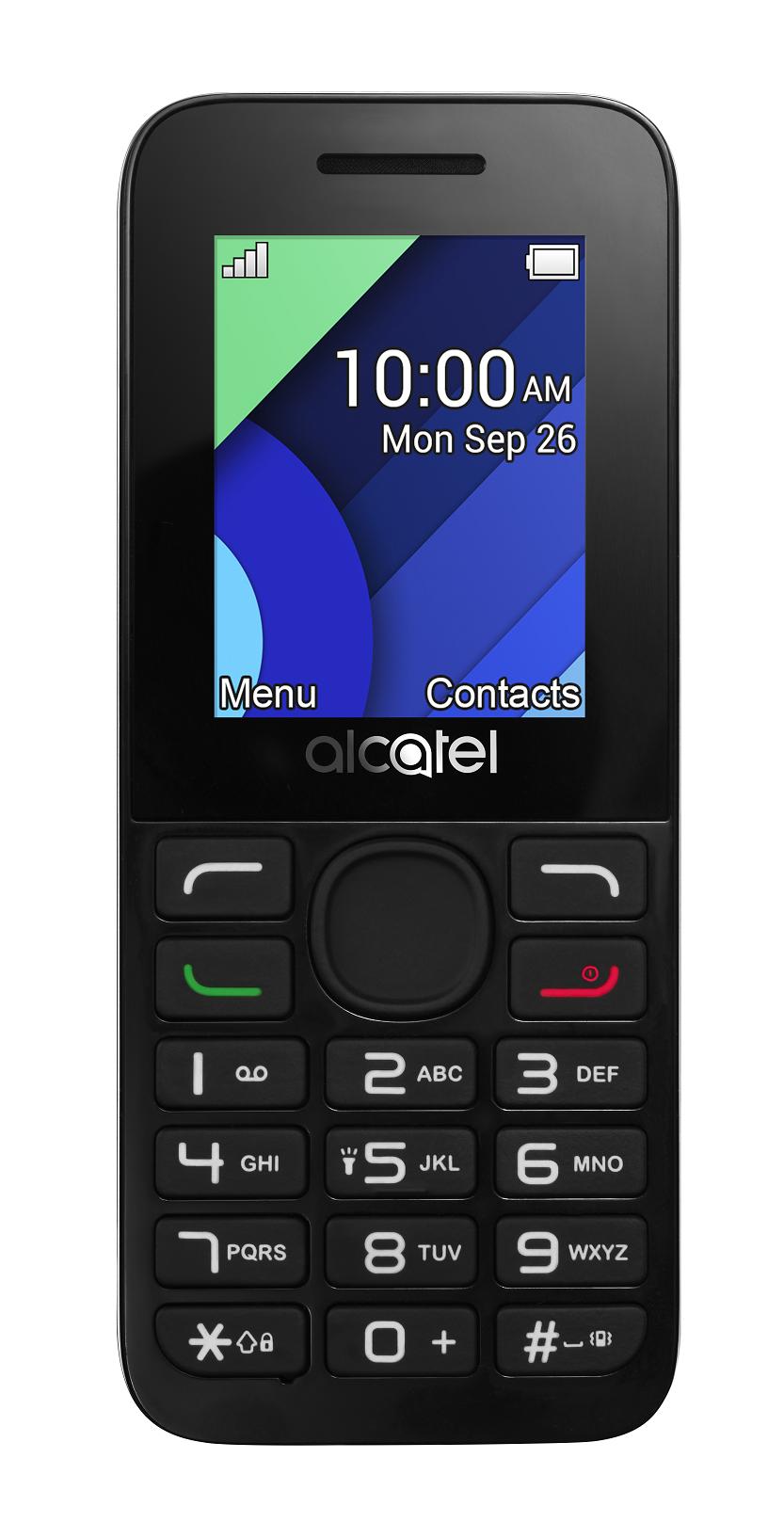 Telefon Mobil Alcatel 1054D Dual SIM White