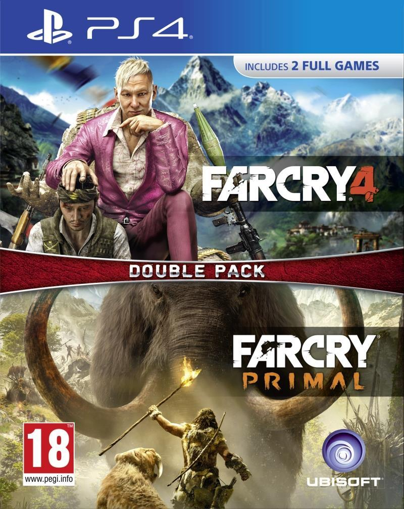 Far Cry 4 & Far Cry Primal Combo PS4