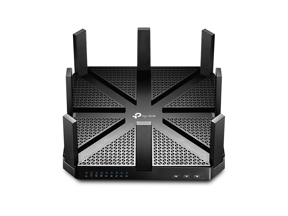 Router Tp-Link AC5400 Wireless Tri-Band MU-MIMO Gigabit