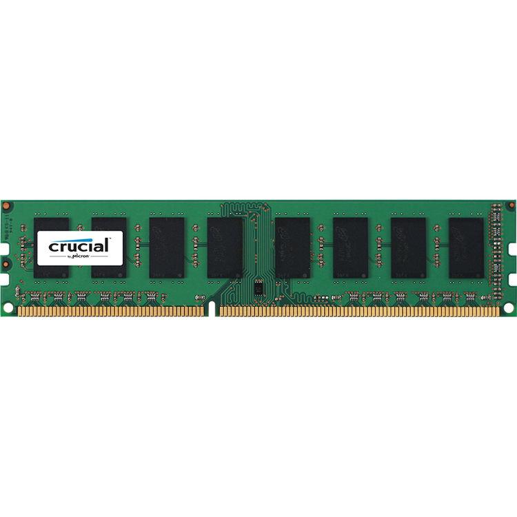 Memorie Desktop Micron Crucial CT25664BD160B 2GB DDR3 1600MHz