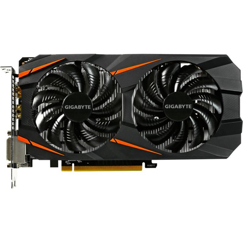 Placa Video Gigabyte GeForce GTX 1060 Windforce 3GB GDDR5 192 biti