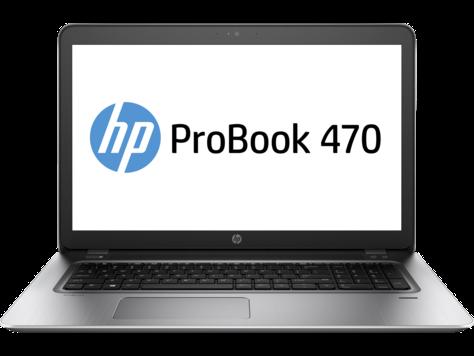 Notebook HP ProBook 470 G4 17.3 HD+ Intel Core i3-7100U RAM 4GB HDD 500GB FreeDOS