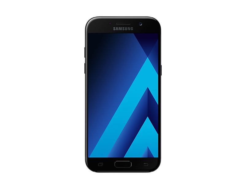Telefon Mobil Samsung A520 Galaxy A5 (2017) 32GB Flash 3GB RAM Single SIM 4G Black Sky