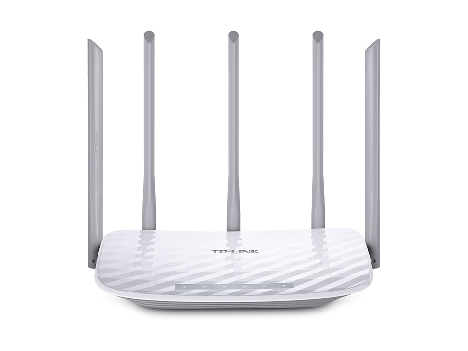 Router Tp-Link Archer C60 AC1350 Wireless Dual Band