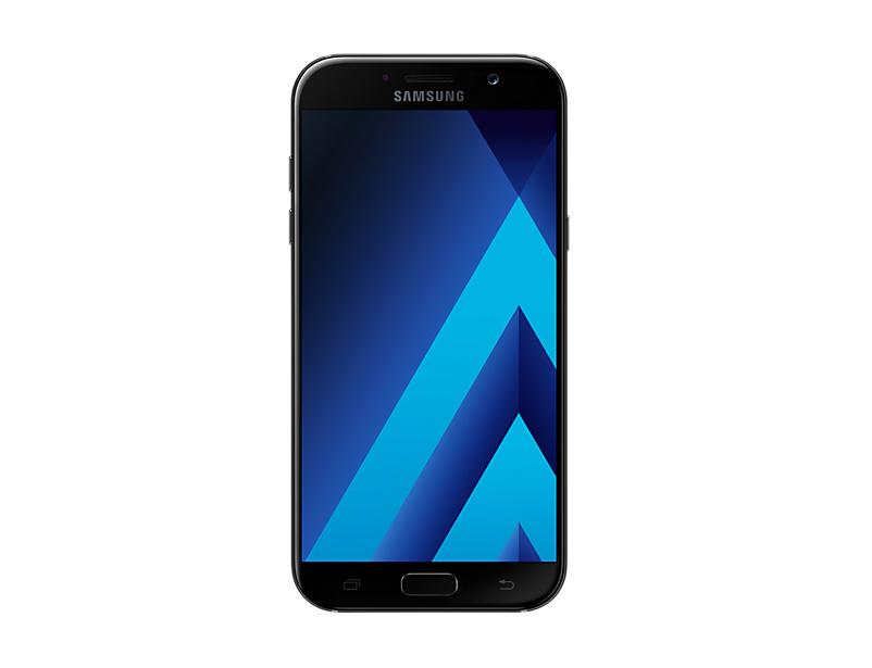 Telefon Mobil Samsung A720 Galaxy A7 (2017) 32GB Flash 3GB RAM Dual SIM 4G Black Sky