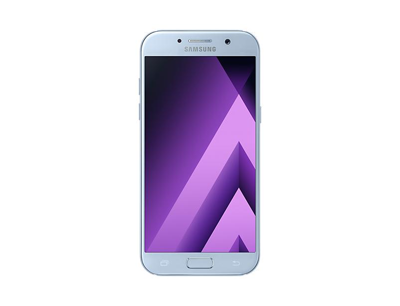 Telefon Mobil Samsung A520 Galaxy A5 (2017) 32GB Flash 3GB RAM Dual SIM 4G Blue Mist