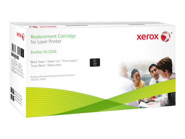 Cartus Toner Compatibil Xerox LJ M4555 HP CE390A Black