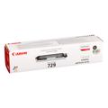 Toner Canon CRG729B Black 1.2k CR4370B002AA