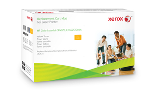 Cartus toner compatibil Xerox 106R02219 HP CE262A Yellow