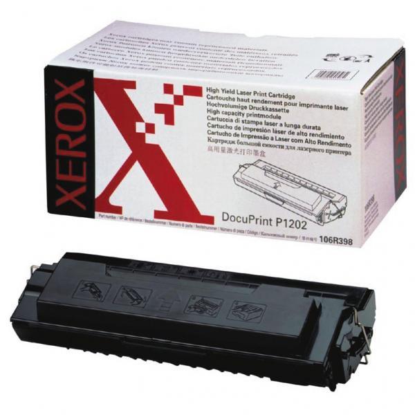 Cartus Toner Xerox 106R00398 Black 6000 pagini