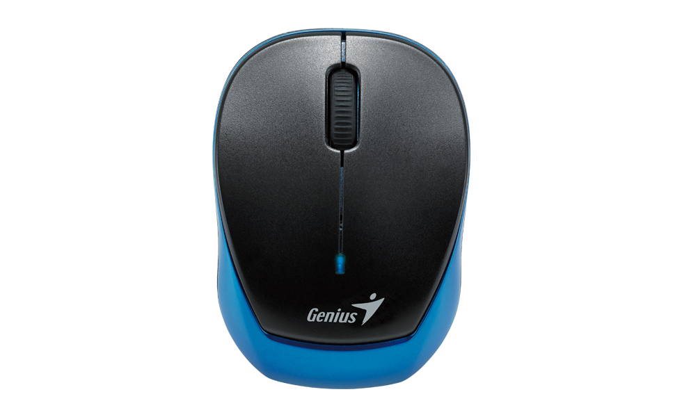Mouse Genius Micro Traveller 9000R Blue