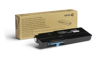 Cartus toner Xerox 106R03522 pentru C400/C405 Cyan 4800 pagini