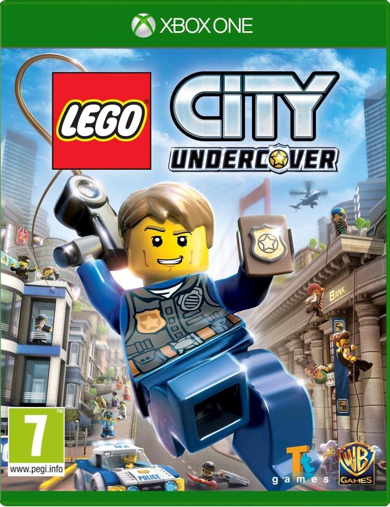 LEGO - City Undercover Xbox One