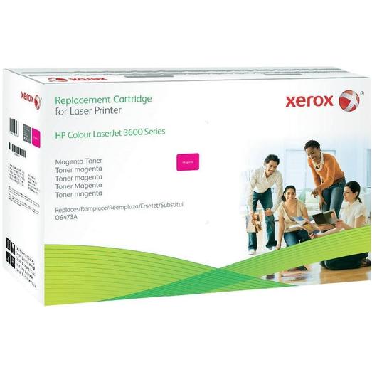 Cartus toner compatibil Xerox 003R99754 Magenta HP Q6473A