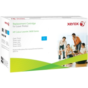 Cartus toner compatibil Xerox 003R99752 Cyan HP Q6471A