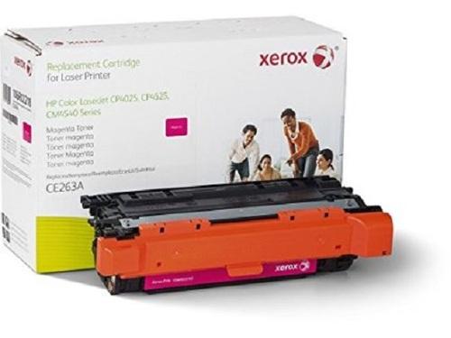 Cartus toner compatibil Xerox 106R02218 Magenta HP CE263A