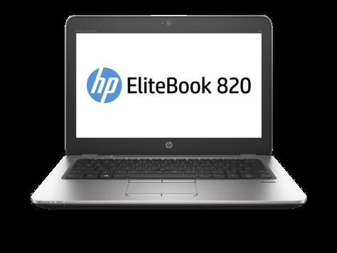 Ultrabook HP EliteBook 820 G3 12.5 Full HD Intel Core i5-6200U RAM 4GB SSD 128GB Windows 7 Pro / 10 Pro Argintiu