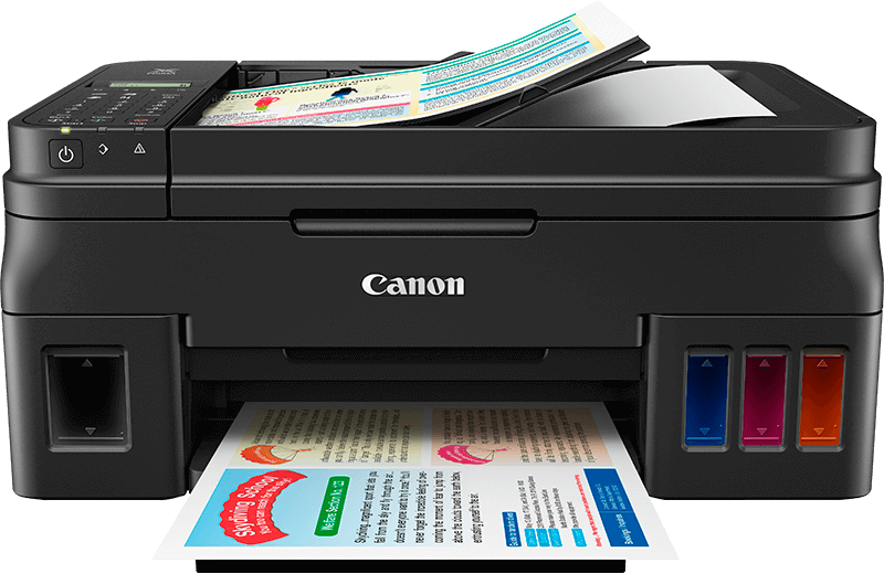Multifunctional Inkjet Color Canon Pixma G4400