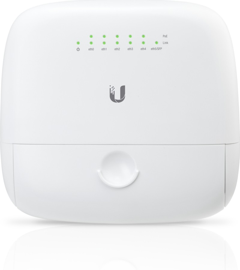 Router Ubiquiti EP-R6 EdgePoint Layer3 5x1000Mbps-RJ45 1x SFP