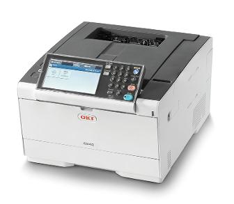 Imprimanta Laser Color Oki C542dn