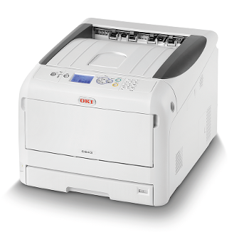 Imprimanta Laser Color Oki C843dn