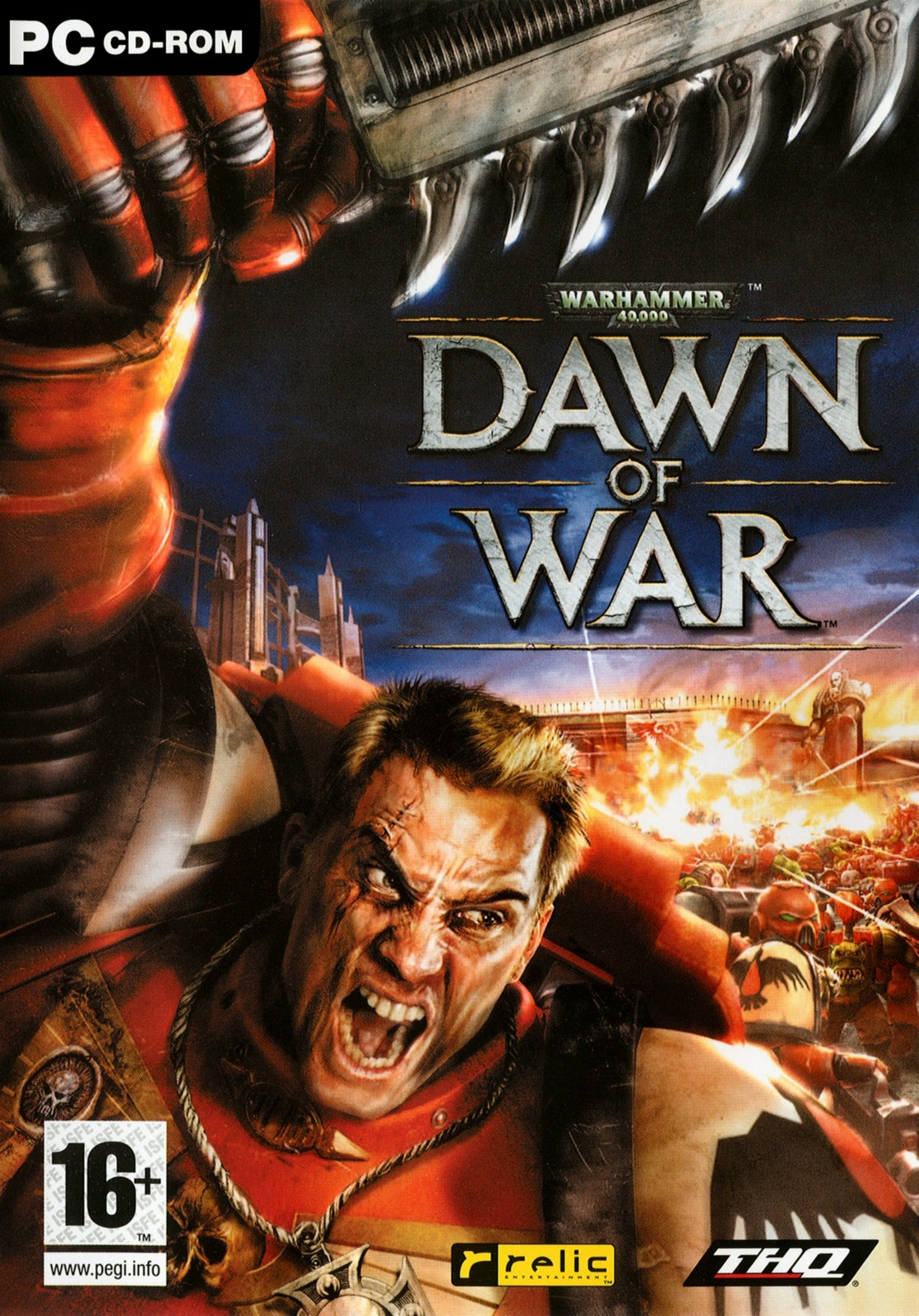 Warhammer 40.000: Dawn of War The - Complete Collection PC